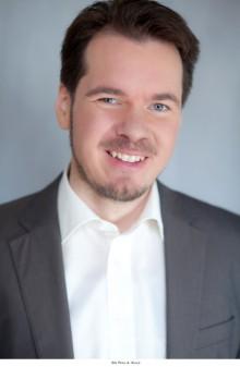 Portrait von Wolfram Krug